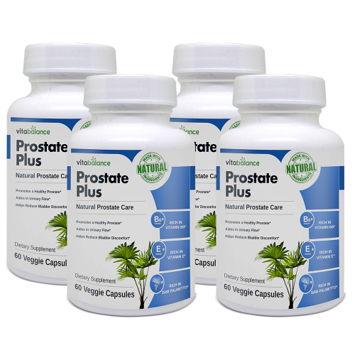 Prostate Plus, improve your prostate health naturally