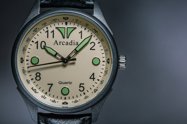 Arcadia G1.0 Graphene Field Watch