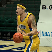 NBA 2K13 Gerald Green Tattoos Patch