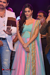 Actress Naina Ganguly Stills in Long Dress at Vangaveeti Audio Launch  0044.JPG