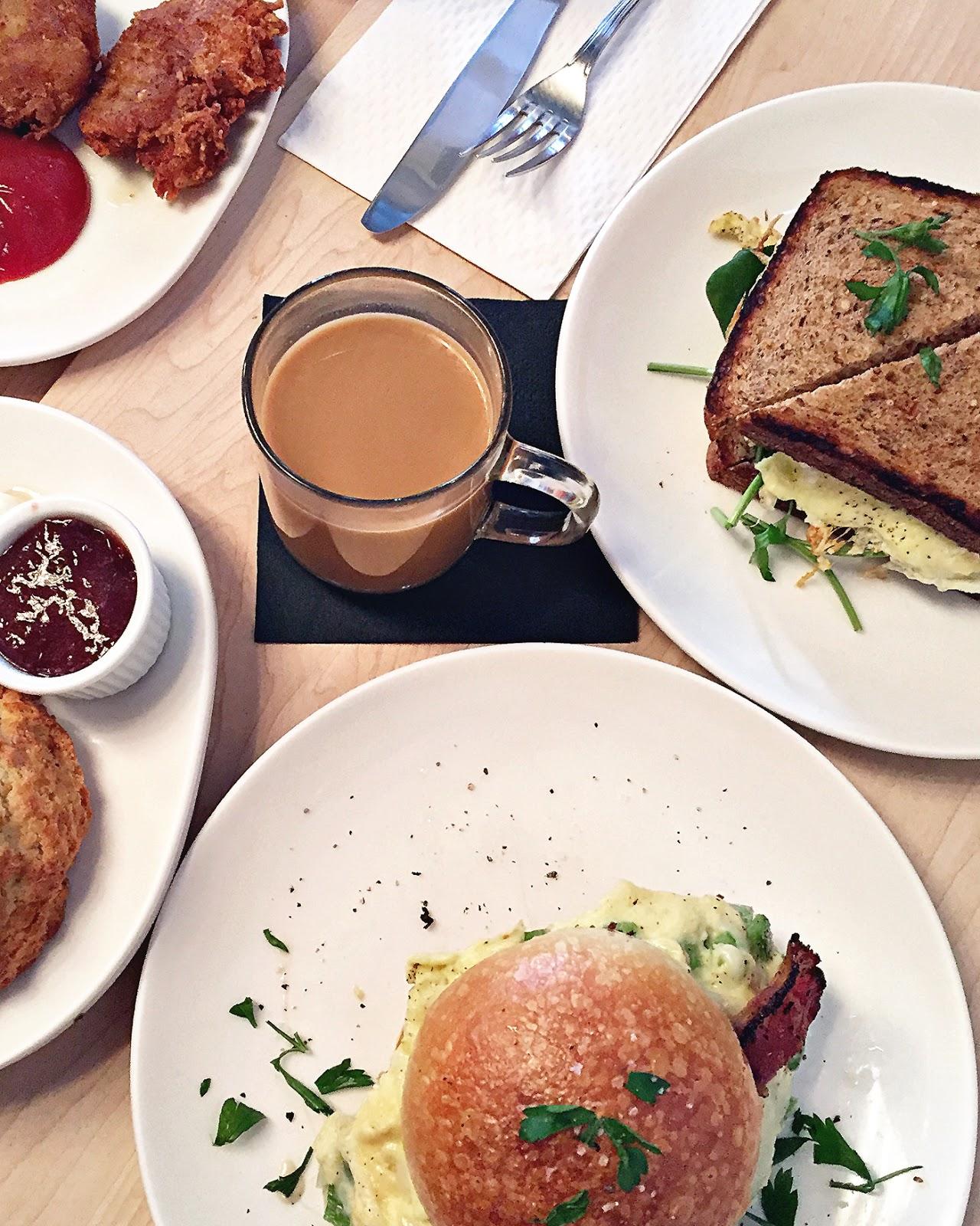 Breakfast at The Egg Shop, New York City, Best Brunch