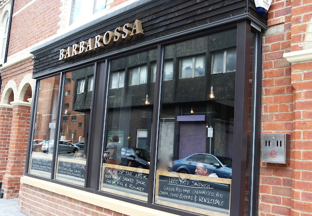 Barbarossa Pizza Kitchen & Bar, Middlesbrough Bedford Street