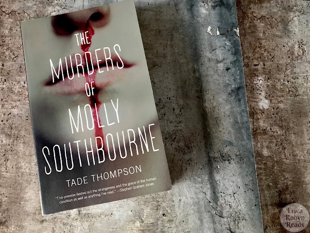 Novella Review of The Murders of Molly Southbourne by Tade Thompson