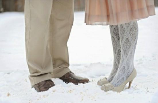 Collant in pizzo per la sposa, bridal laced tights