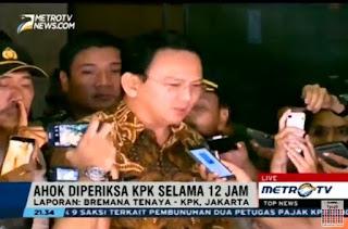Mantan Staf Presiden: Ada yang Melobi KPK Agar Ahok tak Jadi Tersangka
