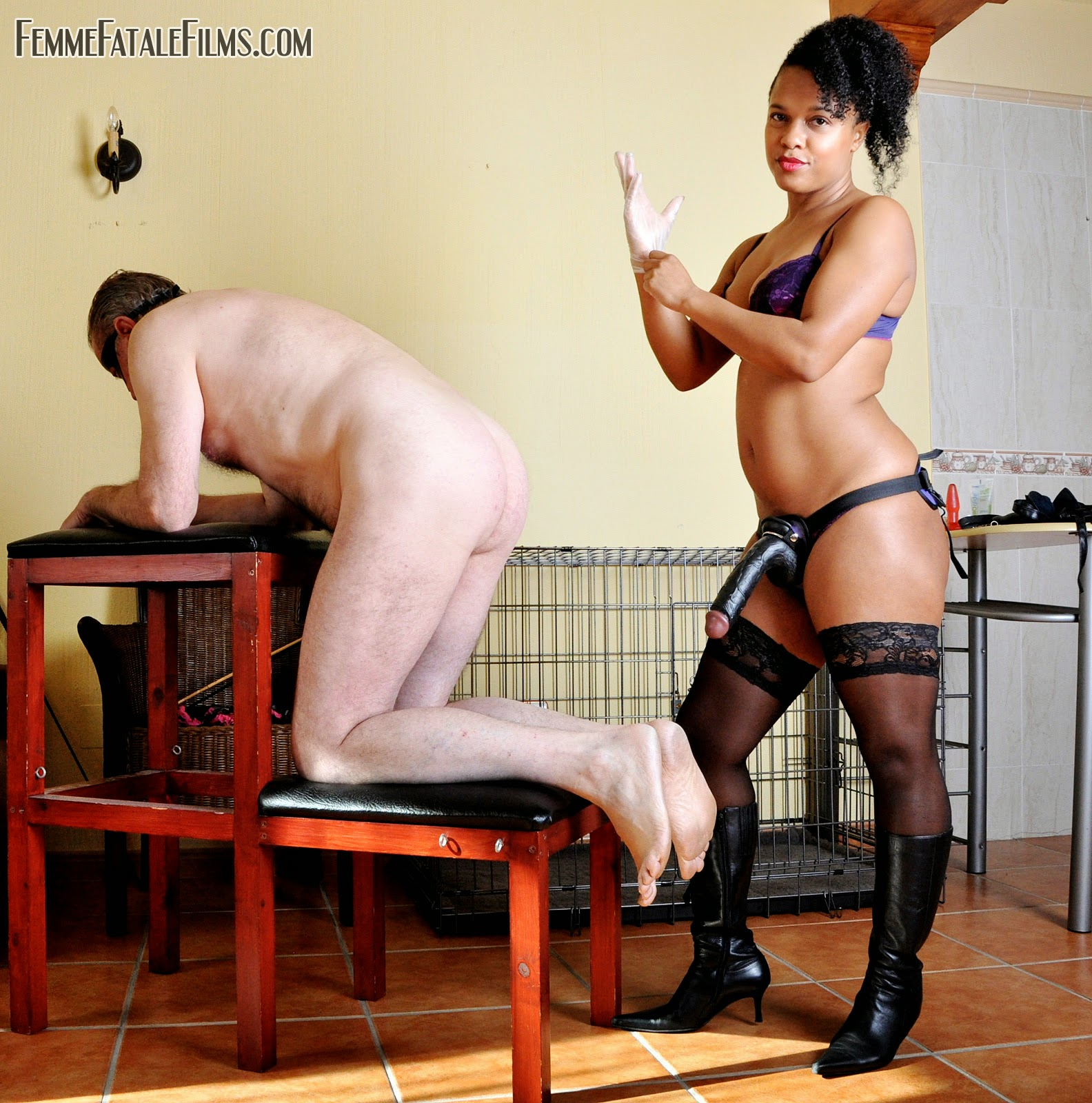 When mistress kiana meets rene62 - 2 part 2