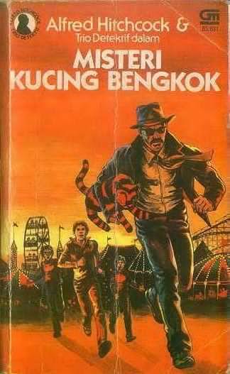 Trio Detektif 31 - Misteri Kucing Bengkok
