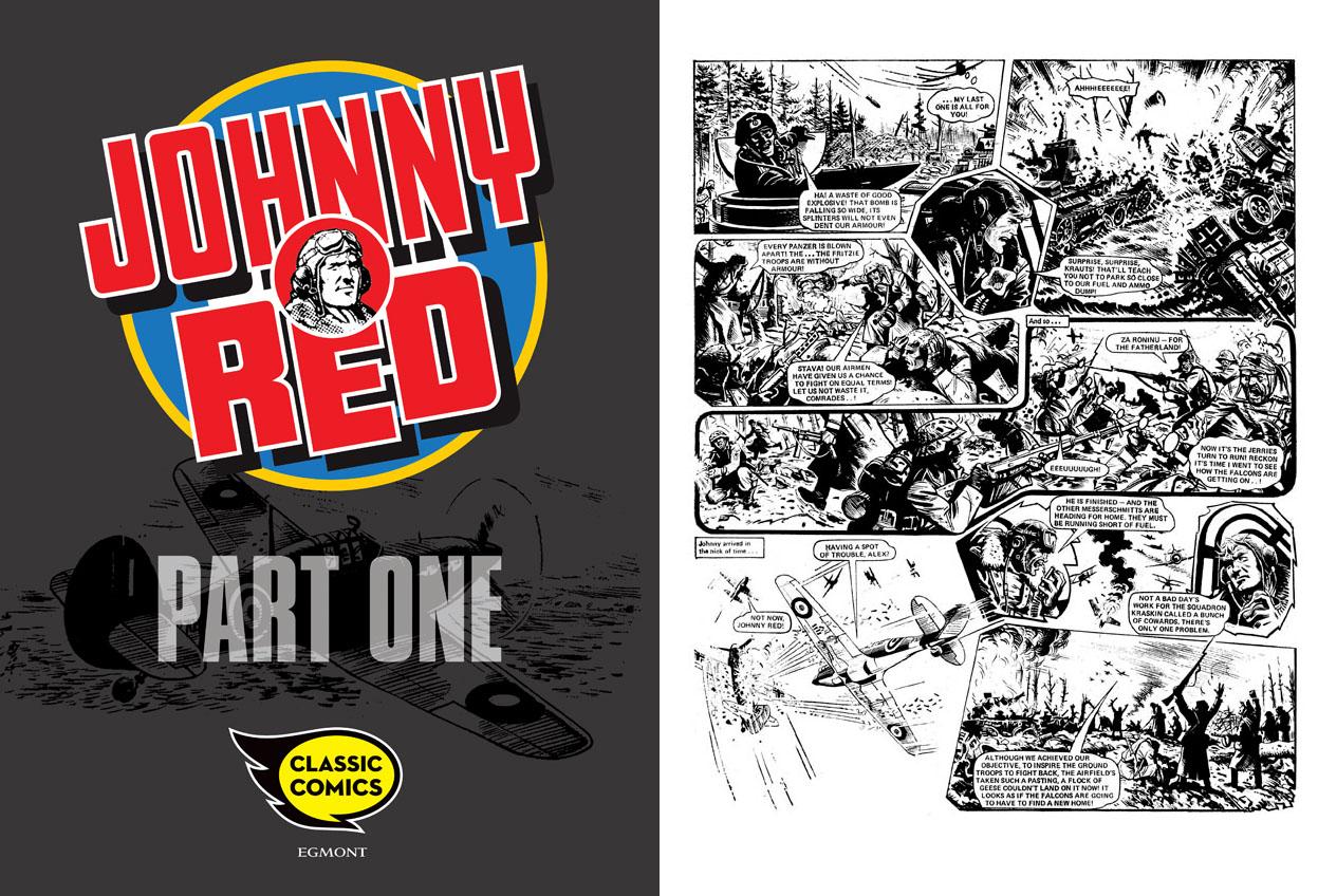 BLIMEY! The Blog of British Comics: Egmont classics now ...