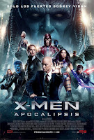 X-Men: Apocalipsis (2016) online y gratis