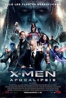X-Men: Apocalipsis (2016) online y gratis