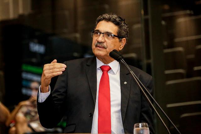Deputado estadual João Paulo, critica Reforma da Previdência proposta pelo governo Bolsonaro