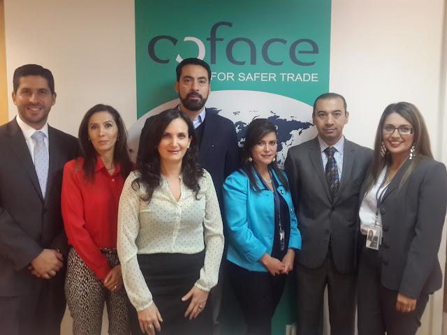 Coface capacitó a 35 empresas del Ecuador sobre los seguros de crédito