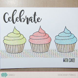 Celebrate with Cake sq - photo by Deborah Frings - Deborah's Gems