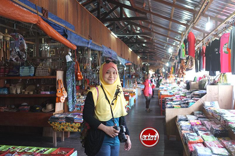 bercuti ke sabah Market Nabalu di Kundasang Sabah