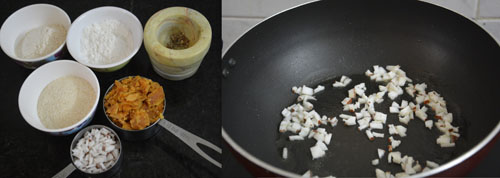 ingredients for sweet appam