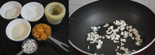 ingredients for sweet appam