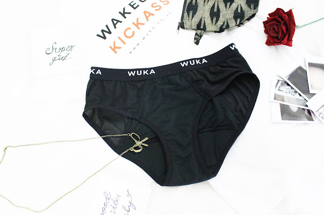 wuka period panties, wukawear, wuka review, wuka period underwear review, leak proof underwear period, period panties uk, wuka blog review, wuka panties
