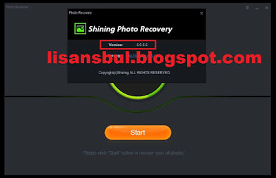 Shining Photo Recovery 6.6.6.6 license key, serial, lizenzschlüssel, activation code