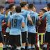 FIFA abrió expediente disciplinario a Venezuela y Uruguay