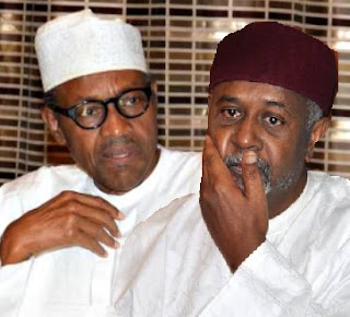 Dasuki and Buhari