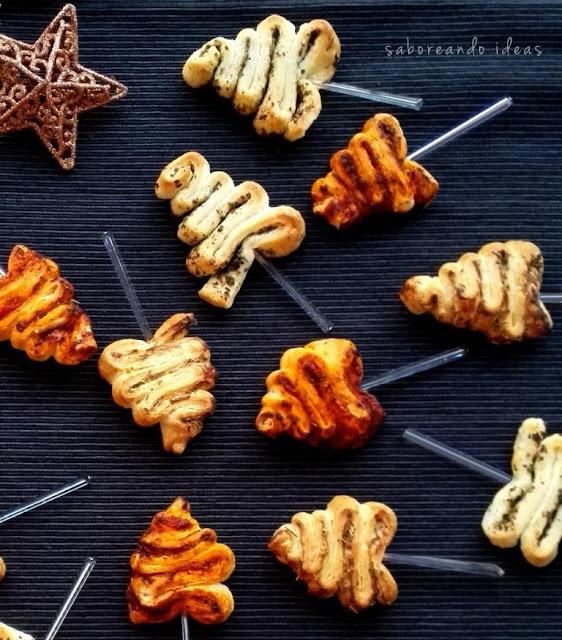Árboles de Navidad -Saboreando ideas