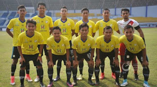 Barito Putera Raih Juara 3 Liga 1 U-19 2018