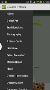 DeviantArt Apk For Android