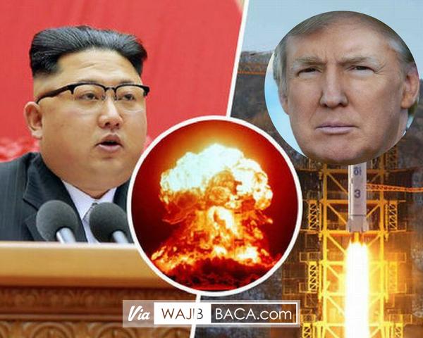 Korut Dan Amerika Saling Ancam Kirim Nuklir, Ini Fakta Panasnya