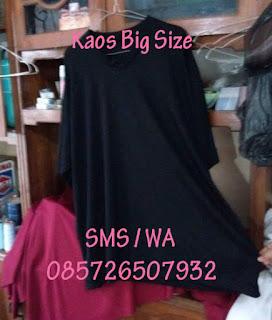kaos big size