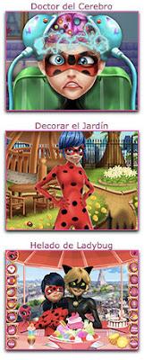 los mejores juegos en español de prodigiosa las aventuras de ladybug