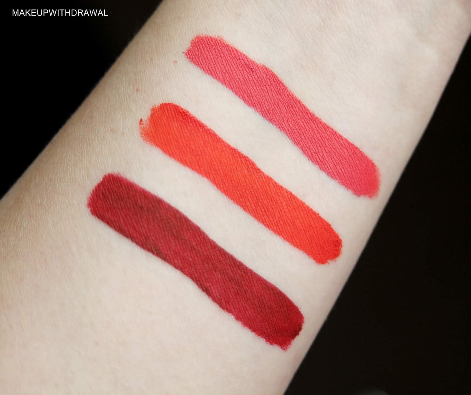 Review: JungSaemMool High Tinted Lip Lacquer Hyper Matt