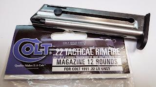 5170308 colt government govt 1911A1 1911 22LR gold cup railgun rail gun GI rimfire UMAREX Walther 517-602