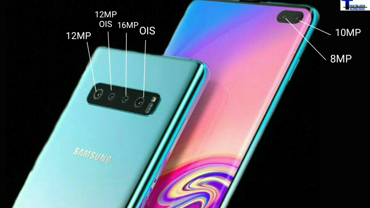 Samsung Galaxy S10+ Specification And Full Review support Wi