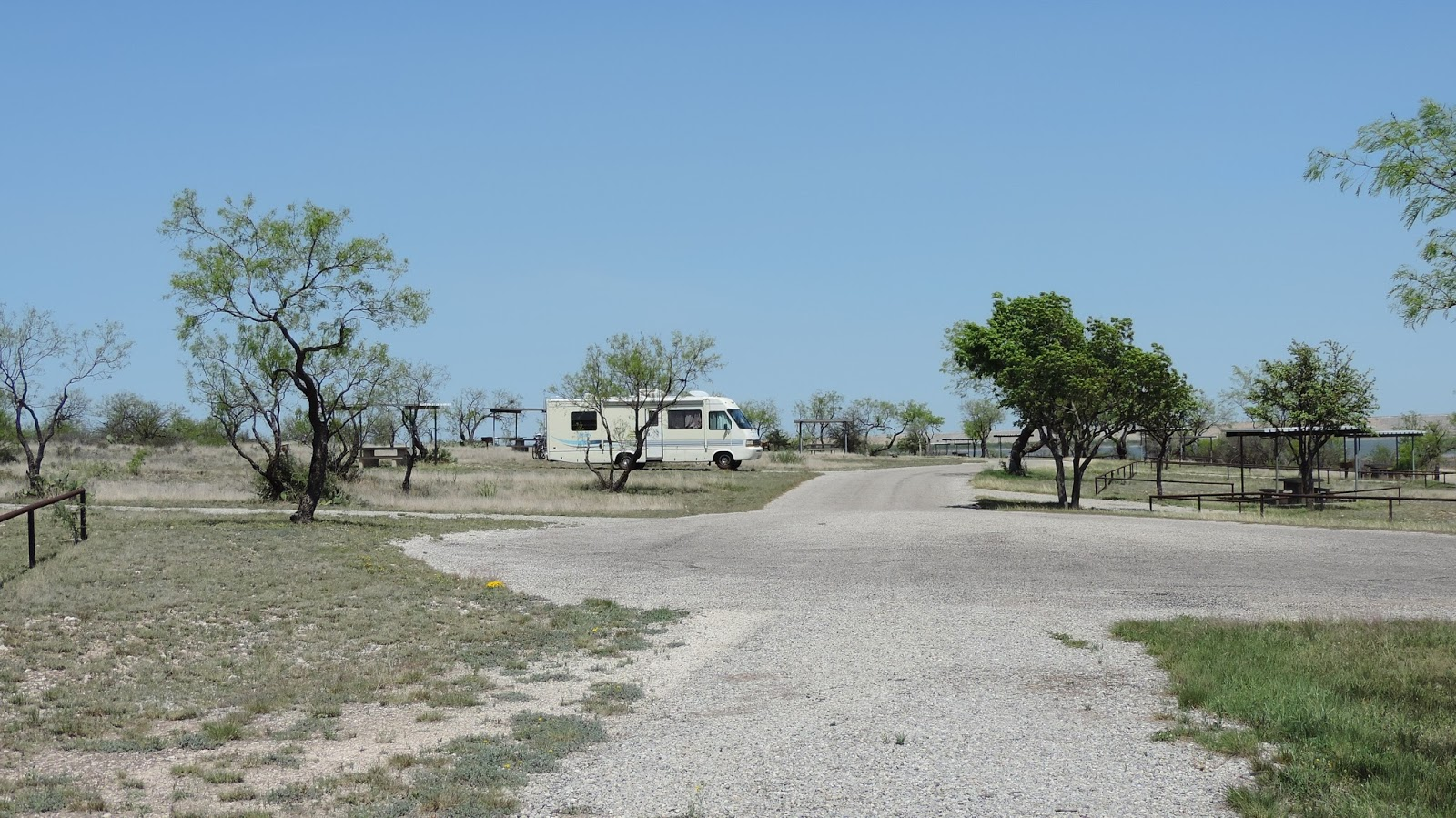 Travel With Kevin And Ruth No Logic At San Angelo State Park