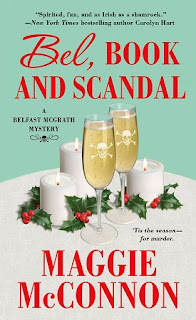 Bel, Book, and Scandal,  cover