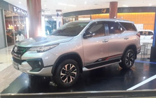 Mobil Baru New Toyota Fortuner 2018