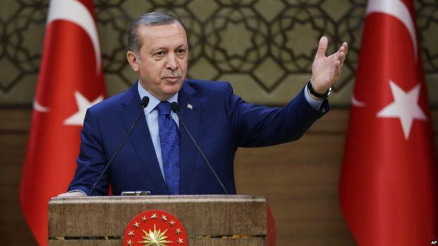 Presiden Erdogan Sebut ISIS Dalang Bom Bunuh Diri di Pesta Pernikahan