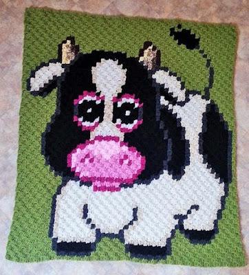 C2c Hakeln Corner To Corner Crochet Motivdecke Hakeln Part 3