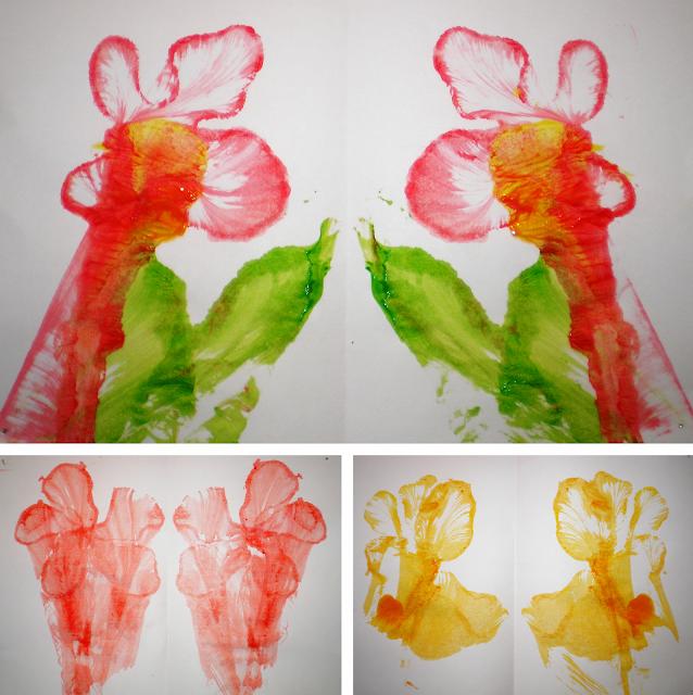 Tehnica picturii cu sfoara
