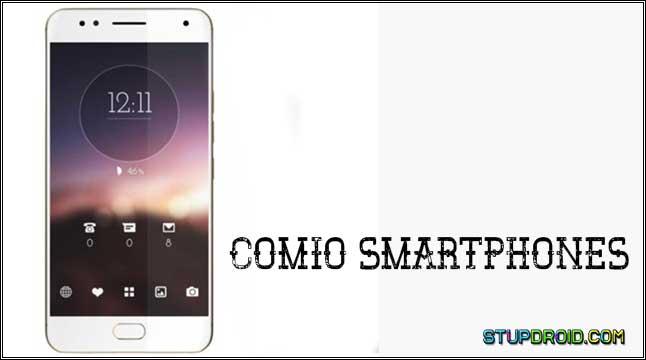 Download & Install Comio S1 official Fimware [Flash File
