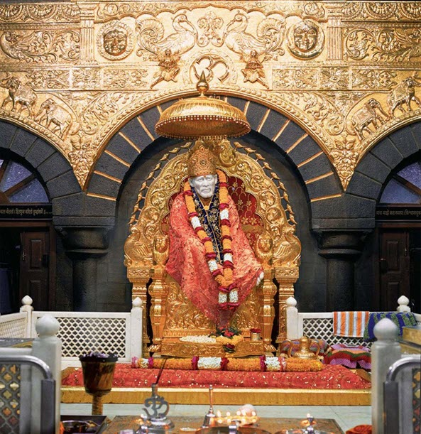 Shirdi Sai Baba Photos Images