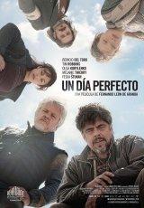 """Carátula del DVD: """"Un día perfecto"""""""