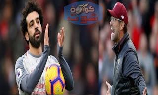 ليفربول ضد البايرن - كلوب يعد الجماهير بالقتال لتحقيق الفوز