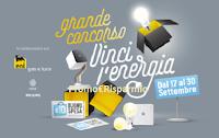 Logo Bennet ''Vinci l'energia'': 27.270 buoni spesa, 5.539 kit lampadine Led, 70 videocamere e 53 buoni energia da 1.500€