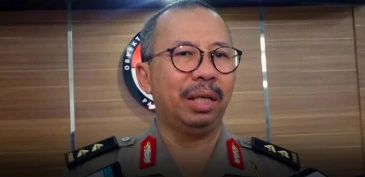 Polisi Kejar Pembawa Bendera Tauhid Dibakar, Identitasnya Sudah Dapat