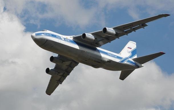 Росія перестане надавати НАТО літаки Ан-124 - ЗМІ