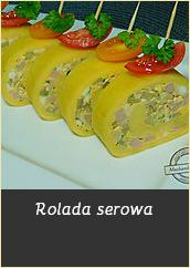 Rolada serowa z farszem pieczarkowy pieczarki farsz do rolady ser gouda jaki ser na roladę serową