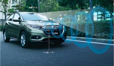 Nouvelle Honda HR-V 2019, Caractéristiques, Prix, Date de sortie