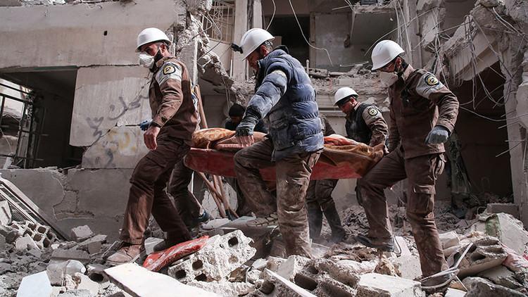 Polémica en los Oscar: Premian documental sobre los criticados Cascos Blancos en Siria