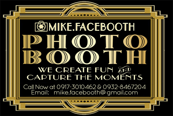 Mike.Facebooth Bacolod - Bacolod wedding suppliers